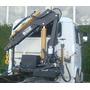 Hidro Grua Liviana Rygak Para Camionetas Y Camiones 5,0 Tn/m