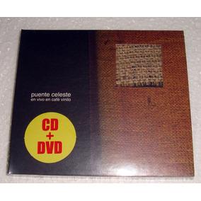 Puente Celeste En Vivo En Cafe Vinilo Cd + Dvd Sellado Kktus