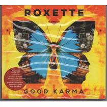 Roxette - Good Karma Cd Duplo Deluxe C/ Bonus Cd Live Chile