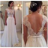 Promoção Vestido Noiva Casamento Pronta Entrega Frete Grátis