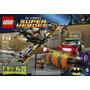 Lego Super Héroes 76013 La Aplanadora A Vapor Del Joker 486
