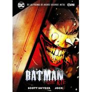 El Batman Que Rie - Scott Snyder - Comic - Nuevo