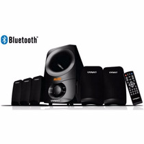 Caixa De Som Speaker Satellite As-597bl Subwoofer Bluetooth