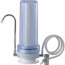 Filtro Purificador De Agua Aquatal Cloro Sobre Mesada Cocina