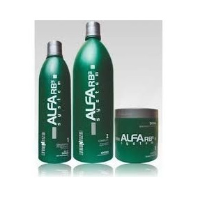 Kit Escova Alfa Rb3 - Frontizo Blond