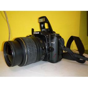 Vendo Linda Máquina Nikon D80 Dando Erro