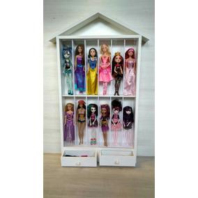 Prateleira Nicho Barbie Monster High Com Gavetinhas!!!