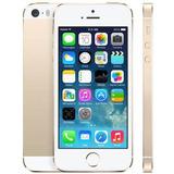 Iphone 5s 32gb A1533 Dourado Novo Lacrado