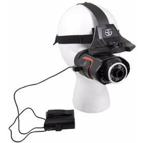 Binóculo Spy Visão Noturna Infravermelho Com Suporte Cabeça