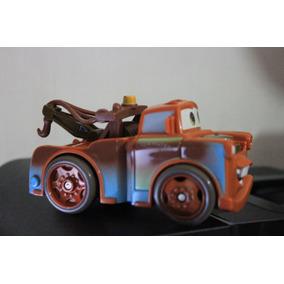 Matte De Cars Disney Grua 2005 De Pila Tow Mater 16 Cm