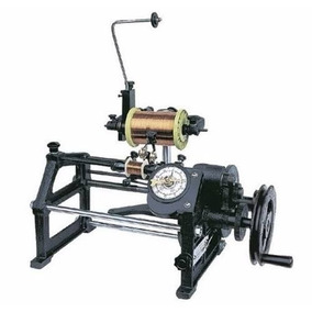 Máquina Manual Devanadora Y Bobinadora De Cable De Cobre