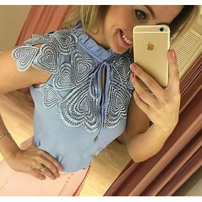 Roupa Evangélica Barata Blusa Camisa De Coração Delicada 17