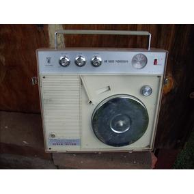 Antiguo Radio Tornamesa Para Refaccion Decoracion Reparar
