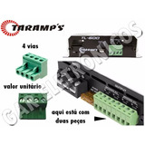 Conector Modulo Taramps Tl Ts 4 Vias Pra 8 Compra 2