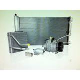 Compresor Optra, Aveo+condensador+valvula+ Filtro, Instalado