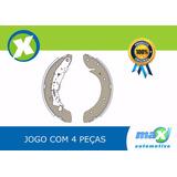 027 Sapata Freio Citroen Xsara Picasso 1.6 16v Flex Ano 2011
