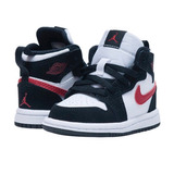 Jordan Retro 1 Nike High Toddler Bb Original Bt Baby Niño
