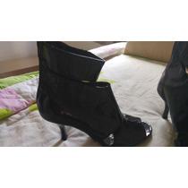 Sapato Meia Pata Botinha Sandália Botero