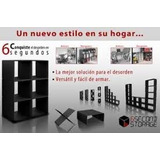 Six Second Storage Cubos Organizadores As Seen On Tv