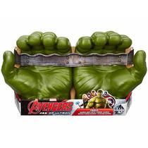 Punhos Mãos Do Incrível Hulk Vingadores Luva -pronta Entrega