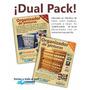 Dual Pack - 2 Organizadores De Pinturas A Eleccion
