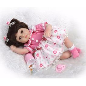 Boneca Bebe Reborn Realista Silicone (06 Modelos) Promoção!