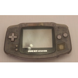 Consola Gameboy Advance Transparente Gba