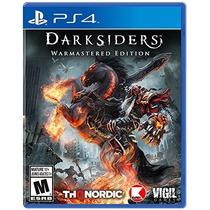 Darksiders Warmastered Edition (nuevo Y Sellado) - Ps4