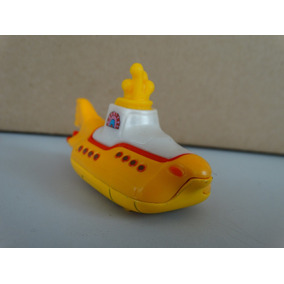 The Beatles Yellow Submarine Hot Wheels 2016 Temático Loose