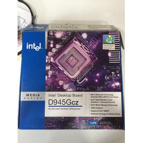 Placa Mãe Intel® D945gcz Lga775 Btx Novo E Original!