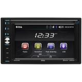 Reproductor De Carro Boss + Touchscreen Lcd 6,2 + Bluetooth