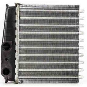 Radiador Ar Quente Fiat Linea 2009 2010 2011 2012 2013 2016