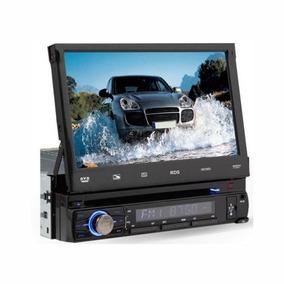 Dvd Player Automotivo Carro Roadstar Usb Sd Tv Rs-7745dv 7
