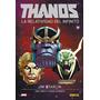 Thanos: La Relatividad Del Infinito - Panini