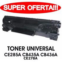 Toner Pra Impressora Hp P1102 P1005 M1132 M1212 M1536 P1606