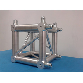 Corner Aluminio Vene Truss Globlar Compa Estructura Con Vias