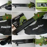 Sopladora Aspiradora Philco Psa116 15.000rpm C/ Bolsa 40l *6