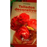 Utilisima Libro Tallado Decorativo Frutas Y Verduras.nuevo!!