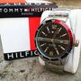 Reloj Tommy Hilfiger Acero Con Calendario Para Caballero