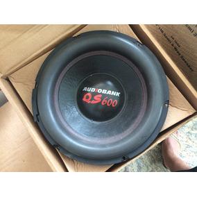 Subwoofer 12 Audiobank Qs600 Novíssimo