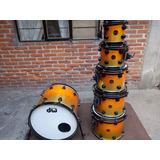 Hermosa Batería Dw Collectors Impecable Sonido Profesional!!