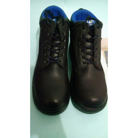 Bota Industrial Work Shoe Mart Modelo 2953 Nº 25 Nuevo