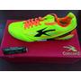 Zapato De Futbol Rapido Concord Amarillo S127yv Envio Gratis