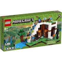 Lego Minecraft 21134 La Base De La Cascada!!!!