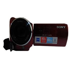Camara De Video Sony Dcr-sx22 / Con Pila Y Cable Usb