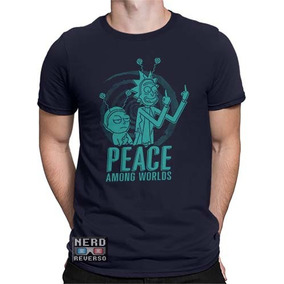 Camisetas Rick And Morty Beth Jerry Summer Séries Desenhos
