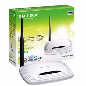 Router Tp-link Wifi Tl-wr741n 150mbps