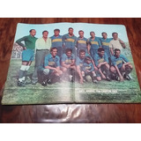 Poster Boca Juniors Sub Campeon 1933 Ideal Decoracion