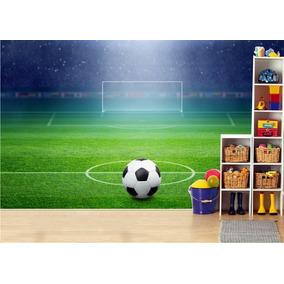 7cc0c85fc8 Adesivo Infantil Futebol Menino Bola Mod 04