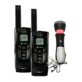 Rádio Comunicação (par) Cxr925 Cobra + Lanterna - S/frete
